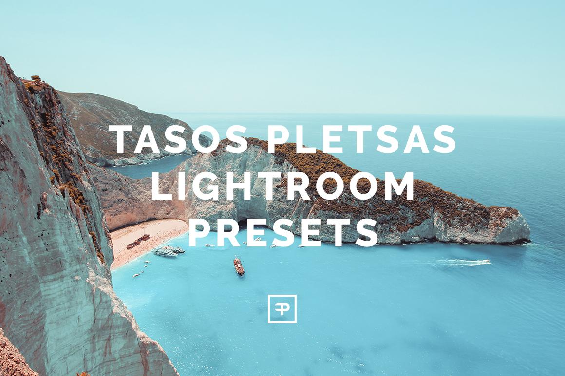 Tasos Pletsas Orange And Teal Lightroom Presets Foto Presets